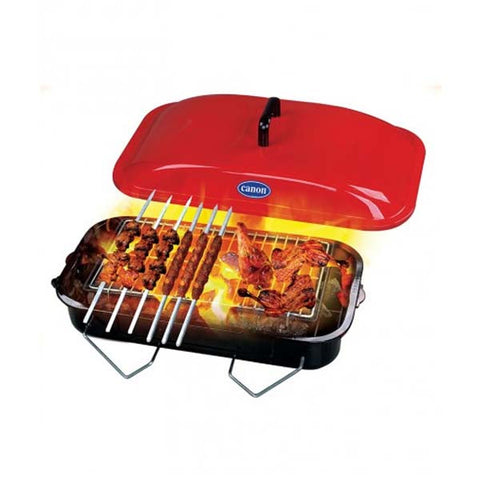 Canon BBQ Gas Grill BBQ 03