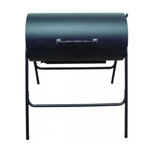 Canon BBQ Gas Grill Drum Type BBQ Drum1