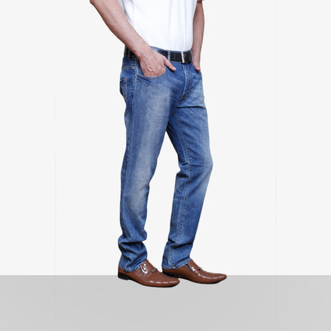 Denim Light Blue Jeans 1
