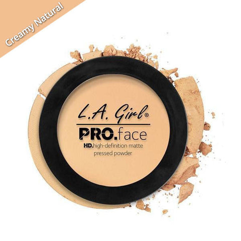 Creamy Natural Face powder, Natural Face Powder, LA girl Natural face Powder