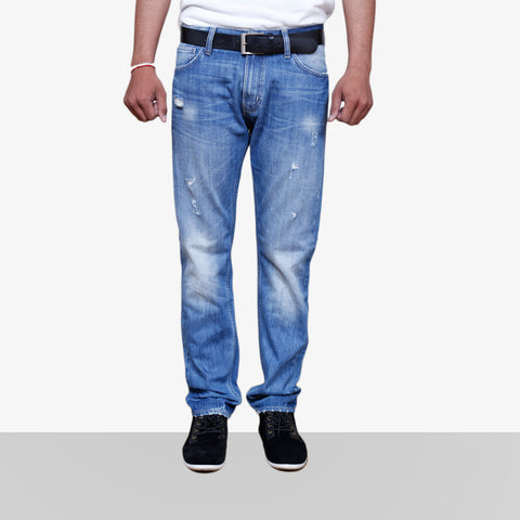 Home Bazar Denim Light Blue Jeans 3 - HomeBazar.pk - 1