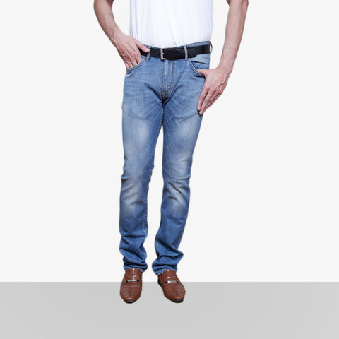 Home Bazar Denim Light Blue Jeans 1 - HomeBazar.pk - 1