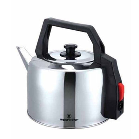 West Point Kettle Steel Body WF-6178 Cancealed Element -Steel Body with 1.7 Liter