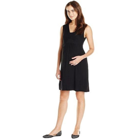 QT Intimates Women's V-Neck Nursing Gown 4370