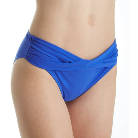 Anita Island Hopping Liz Cross Front Brief Swim Bottom 8707