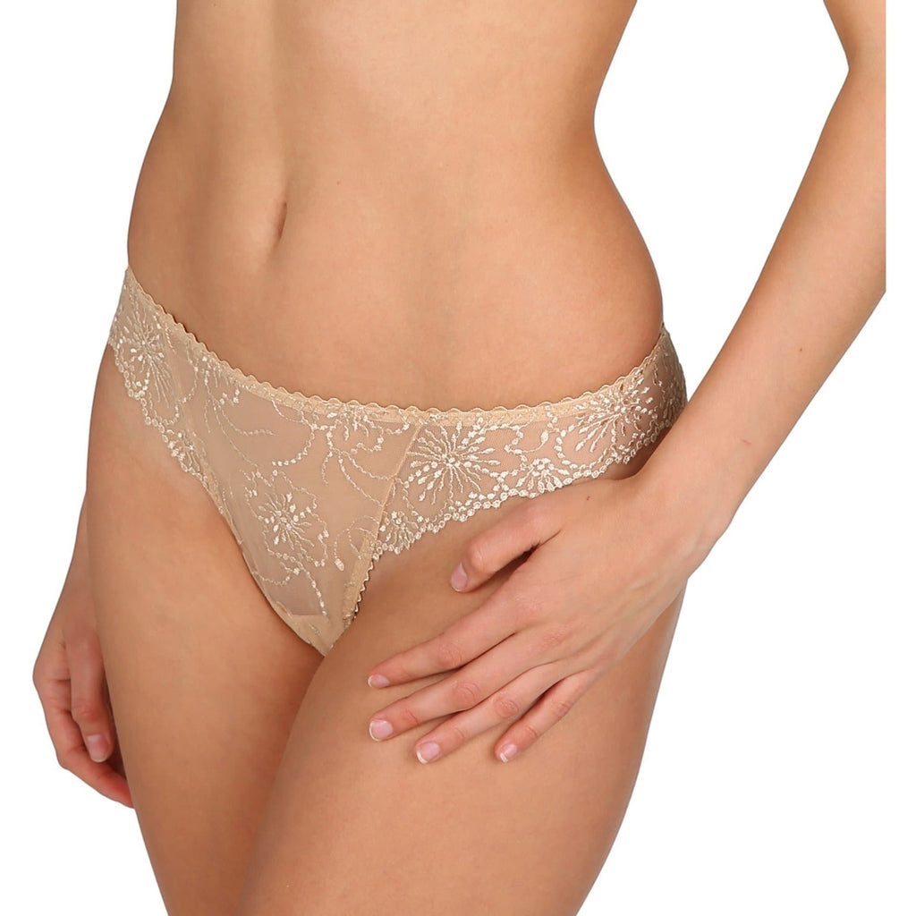 Marie Jo Jane Lace Thong 060-1330