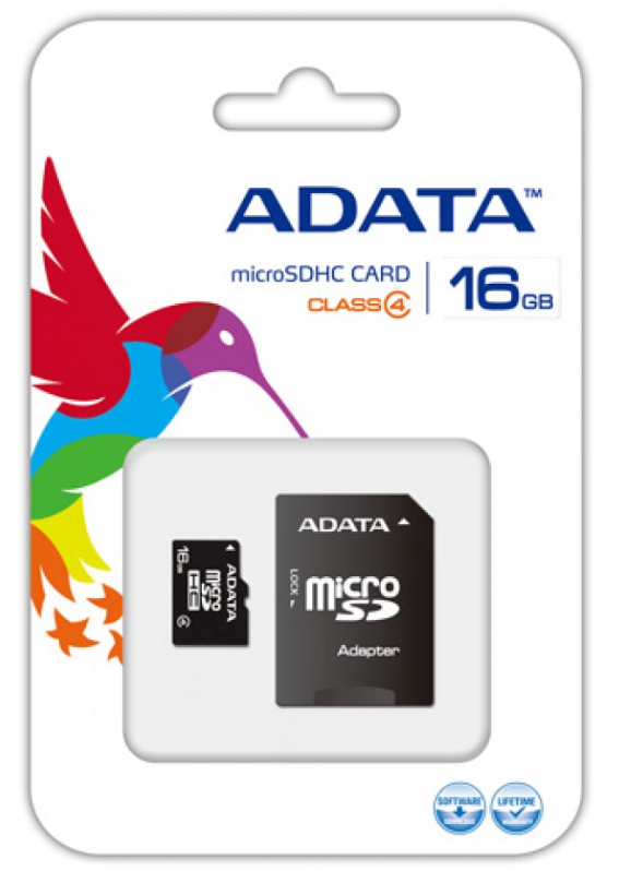 16GB ADATA SD Card