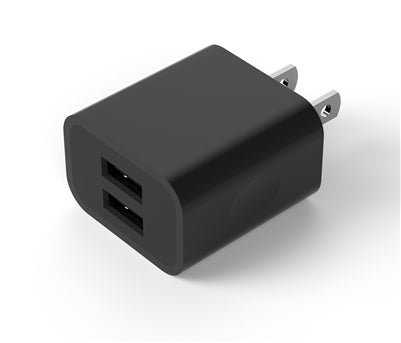 WindWing | 2 IN 1 V9 Fast USB Charger - Black - charger -Warsaw Wireless