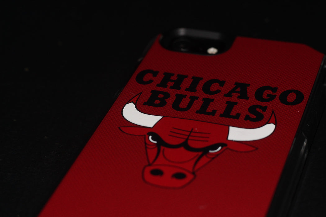 NBA Official Chicago Bulls - iPhone 7/6s/6 - sports phone case -Warsaw Wireless