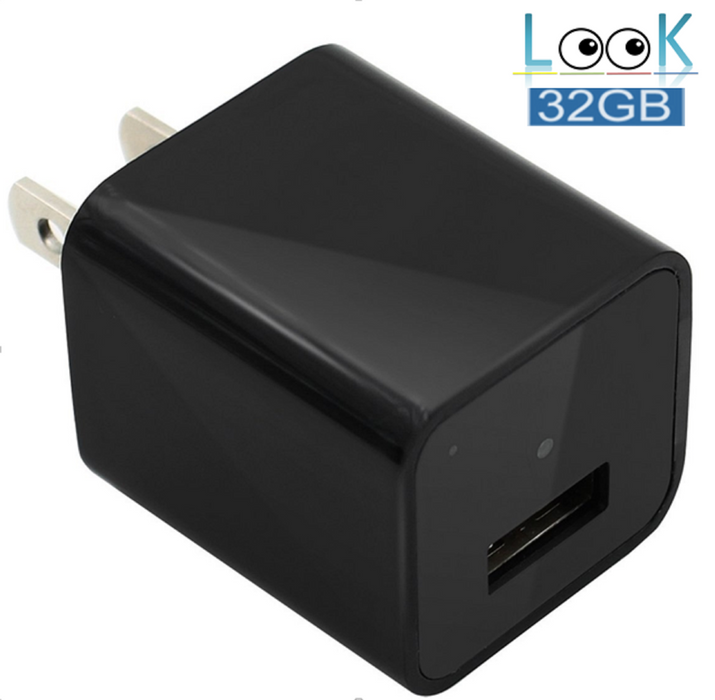 Looktechs | Hidden Camera USB Adapter - Look -Warsaw Wireless