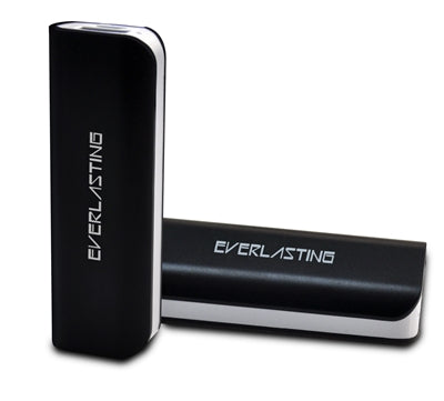 Everlasting | Power Bank 2600mAh - Black - power banks -Warsaw Wireless