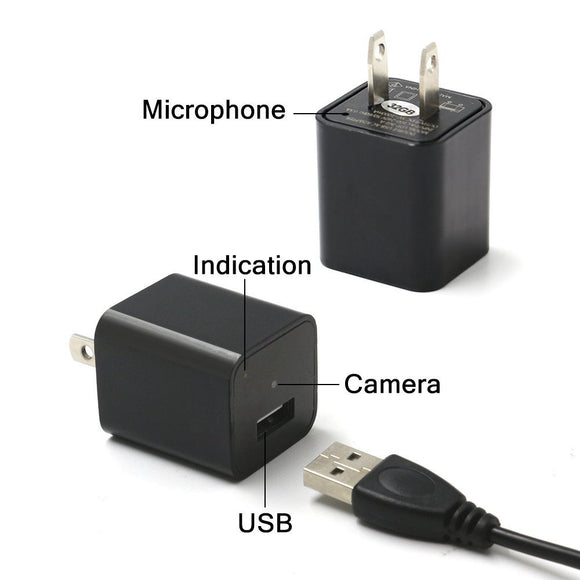 Hidden Camera | 32GB Motion Activated USB Adapter