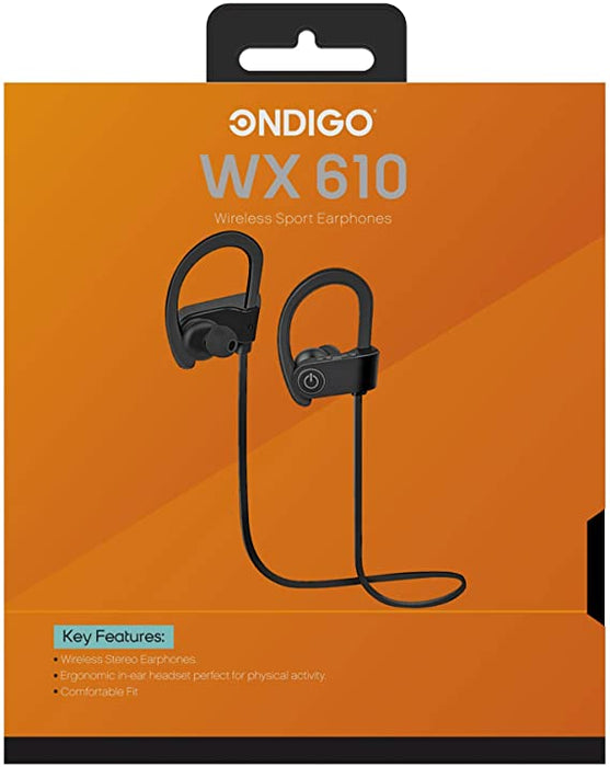 WX-610 | Bluetooth Earphones