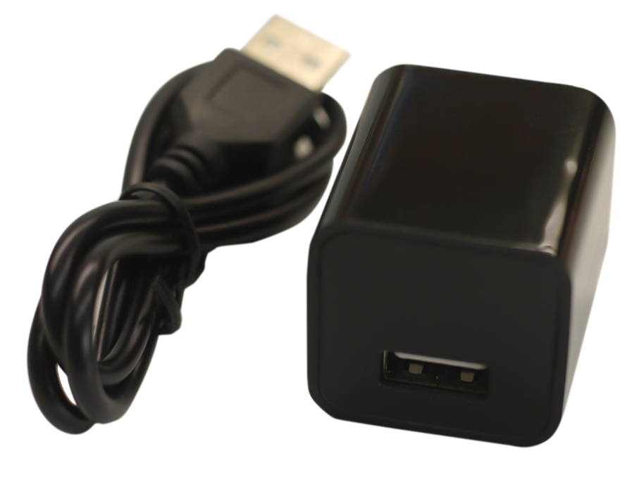 Hidden Camera | AC Wall USB Adapter - Look -Warsaw Wireless
