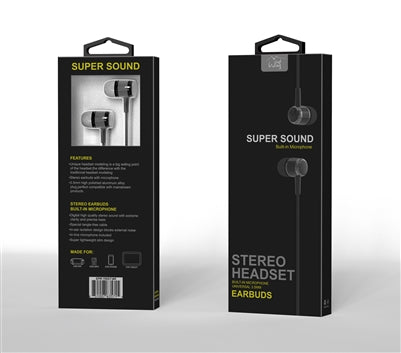 WindWing | Super Sound Headphones - Black - headphones -Warsaw Wireless
