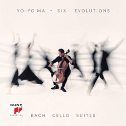 Yo-Yo Ma - Six Evolutions: Bach Cello Suites (W/c 21/08)