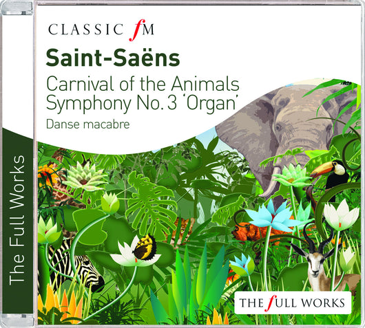 Saint-Saëns - Carnival of the Animals