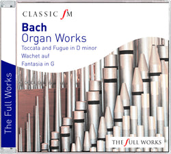 Bach - Organ Works