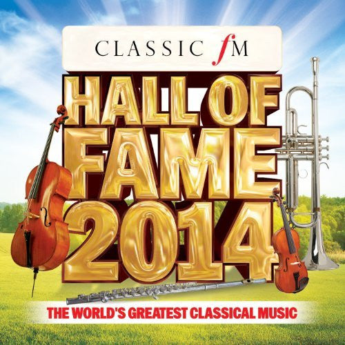 The Classic FM Hall of Fame 2014