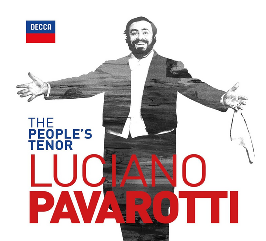 Luciano Pavarotti: The People's Tenor (W.C 04/09)