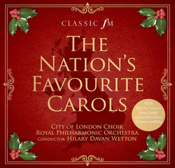 The Nation's Favourite Carols (W.C 04/12)