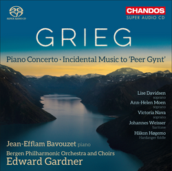 Grieg: Piano Concerto/Incidental Music to 'Peer Gynt' (W.C 01/01)