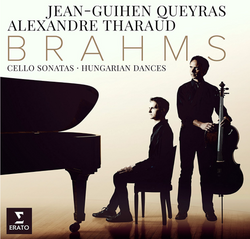 Brahms: Cello Sonatas/Hungarian Dances (W.C 15/01)