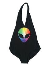 Rainbow Alien Bodysuit