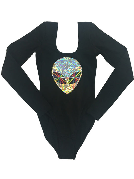 Long Sleeve Group Therapy Bodysuit