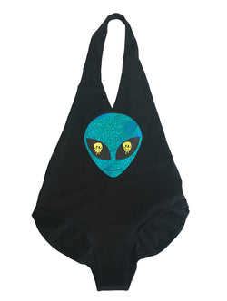 READY TO SHIP Alien Trip Bodysuit