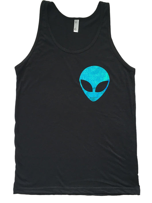 Men's Alien Tank (Custom Color Options)