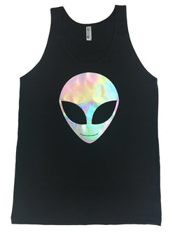 Prismatic Alien Tank (or Tee)