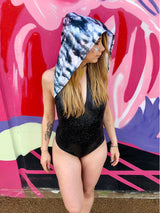Holographic Dreams Hooded Bodysuit