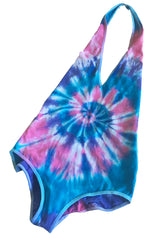 Cotton Candy Tie Dye Bodysuit
