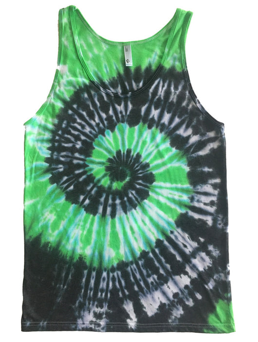 READY TO SHIP Alien Tie Dye Tank