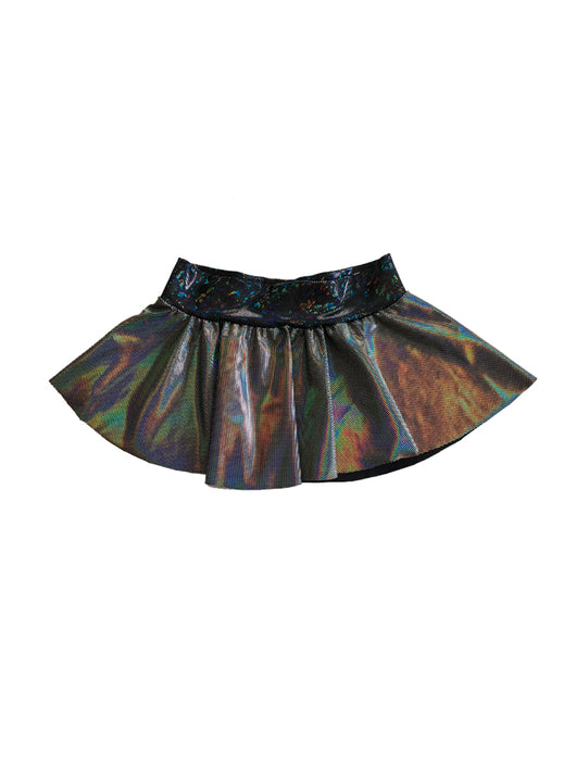 Techno Baby Mini Skirt