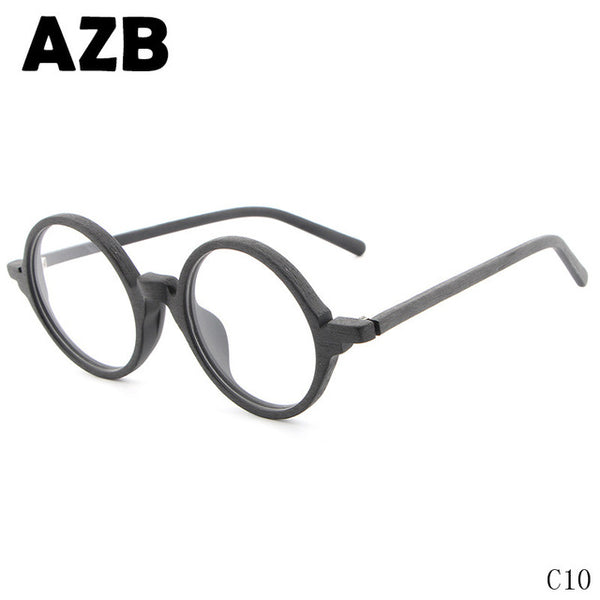 AZB2017 new retro wood sunglasses men's bamboo sunglasses