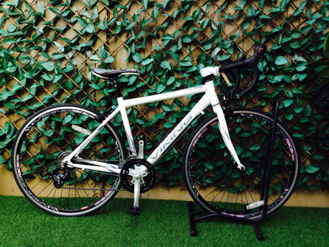 373120154ba Viking Elysee women's road bike (ref 847) This bike is in excellent  condition, hardly been used. 2x7 speed, 700c wheels, 48cm aluminium frame.  £130