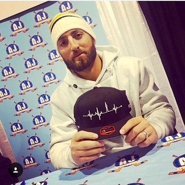 Blue Jays player Kevin Pillar excited to rep his HBTO Snapback