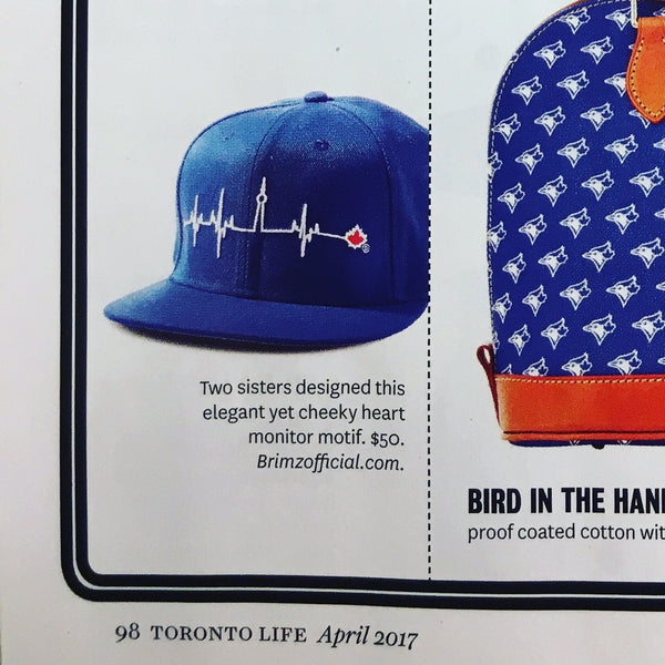 HBTO Featured in TORONTO LIFE Magazine