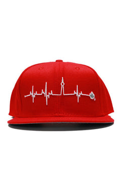 HBTO Snapback - Red