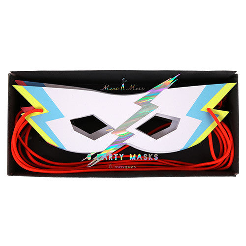 zap superhero masks