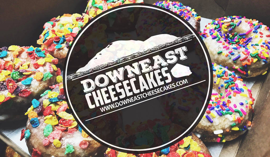 Doughnut Overload THIS WEEKEND! Downeast Cheesecakes // Maine
