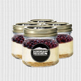 Cherry Cheesecake Jar