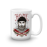 Home Is Downeast Maine Mug