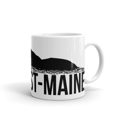 Welcome To Downeast Maine Mug