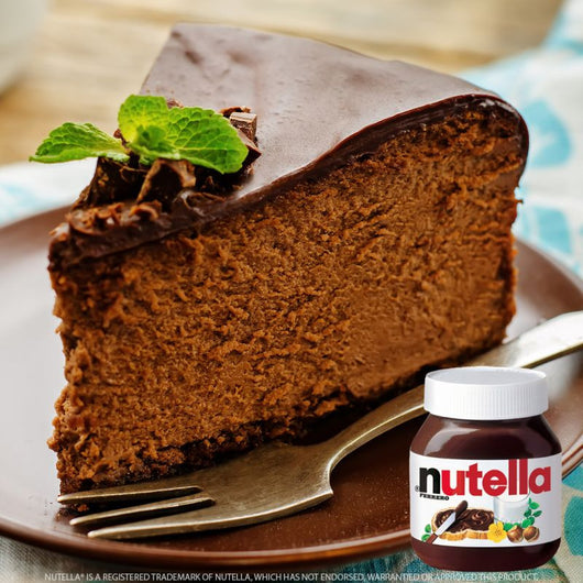 Nutella®* Cheesecake