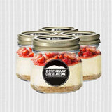 Strawberry Cheesecake Jar