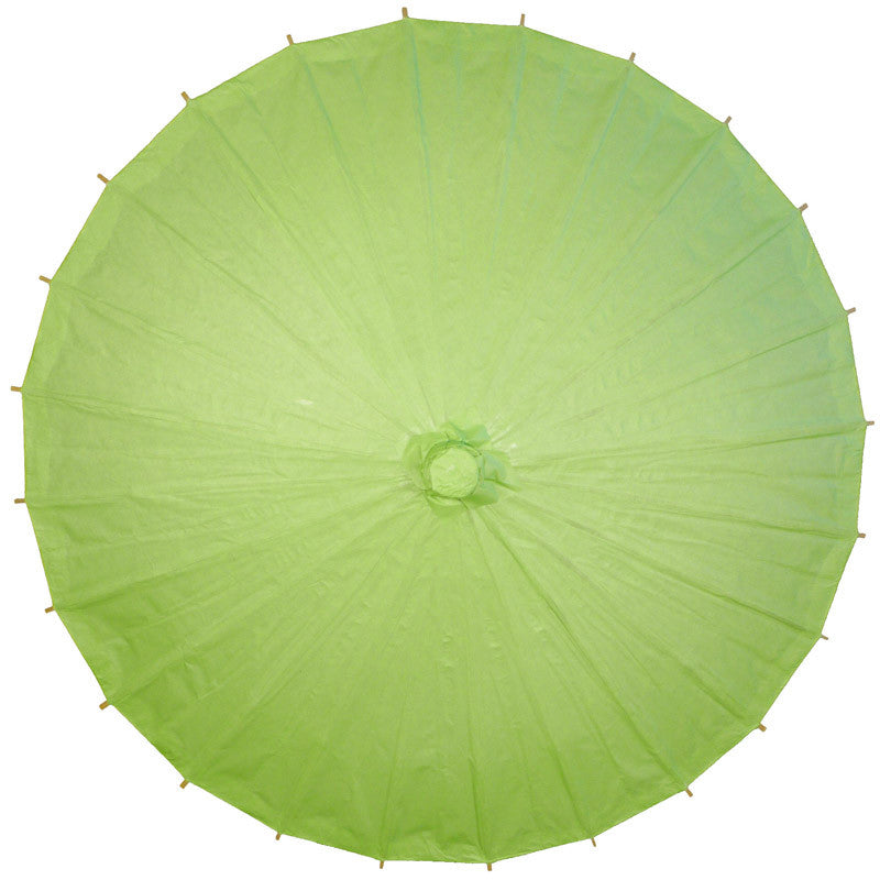 Paper parasols for weddings and events