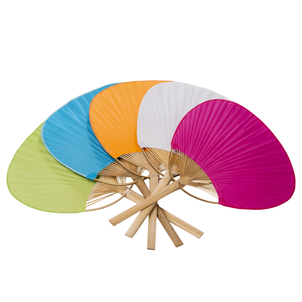 Folding Hand Fans for Weddings